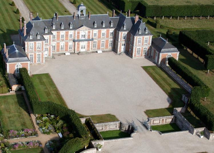 Visite Libre Du Château De Galleville à Doudeville