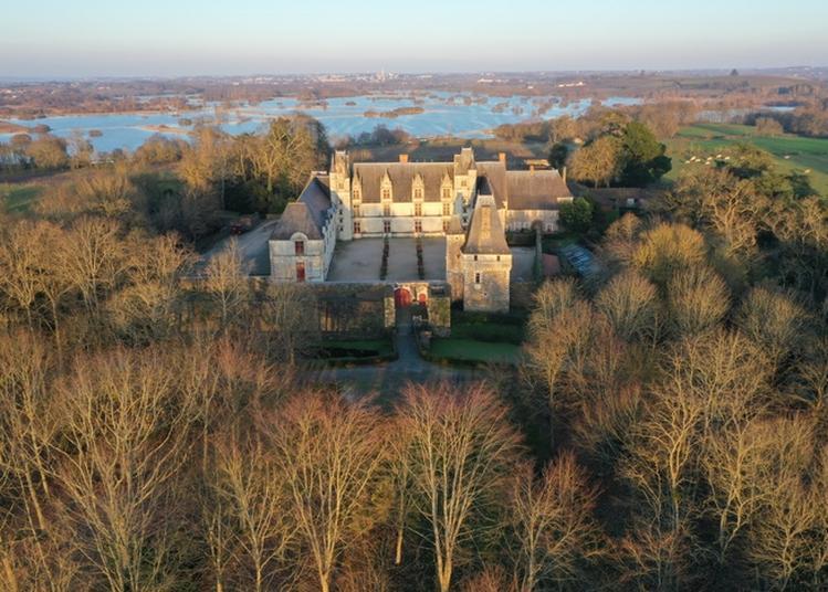 Visite Libre Du Château De Goulaine à Haute Goulaine