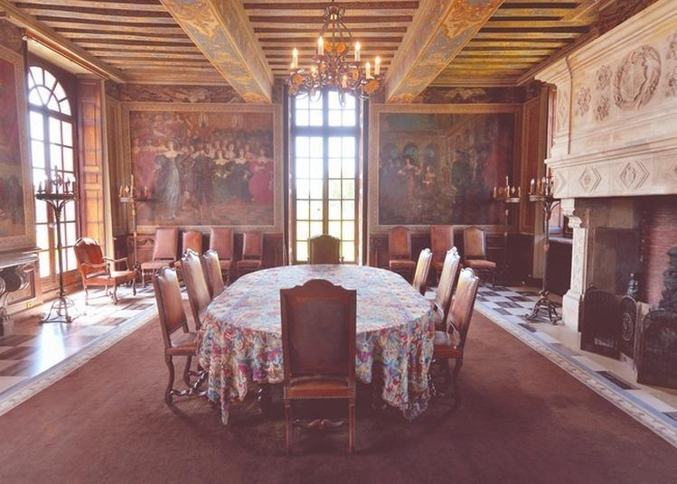 Visite Libre Du Château De Grosbois à Boissy saint Leger