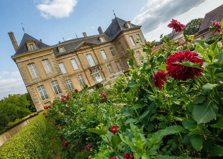 Visite Libre Du Château De La Grange à Manom