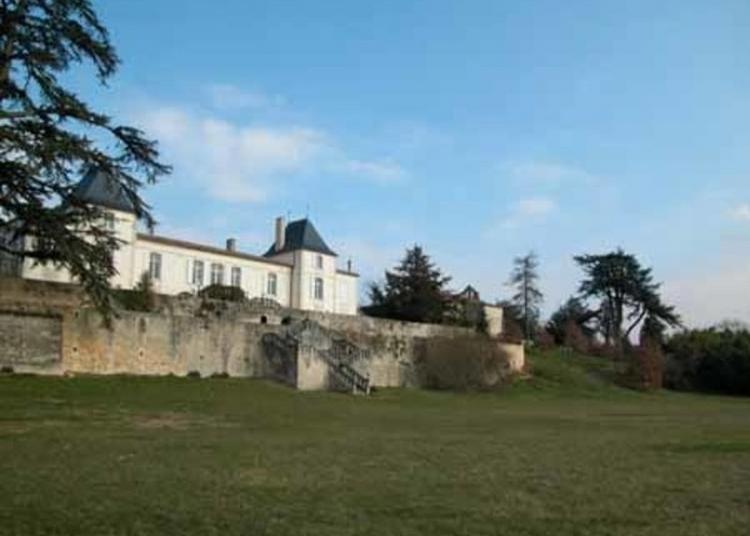 Visite Libre Du Château De Lussac
