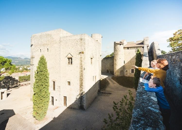Visite Libre Du Château De Montélimar à Montelimar