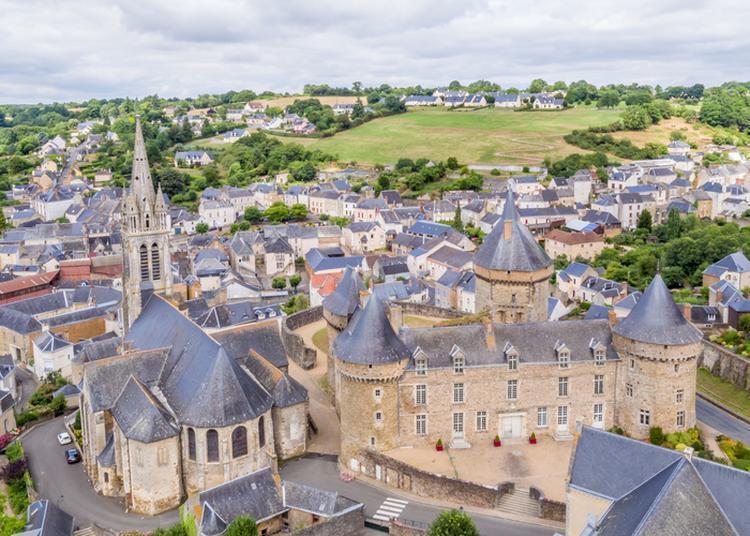 Visite Libre Du Château De Sillé-le-guillaume à Sille le Guillaume