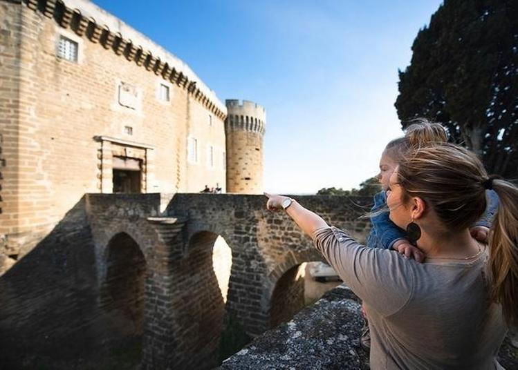 Visite Libre Du Château De Suze-la-rousse à Suze la Rousse
