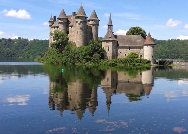 Visite Libre Du Château De Val à Lanobre
