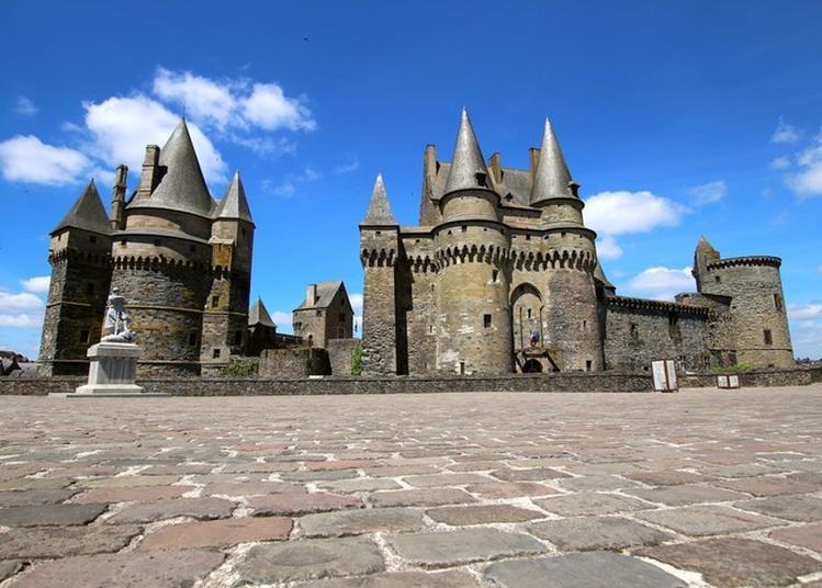 Visite Libre Du Château De Vitré à Vitre