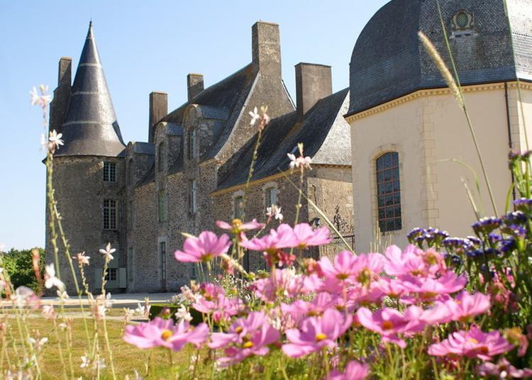 Visite Libre Du Château Des Rochers-sévigné à Vitre