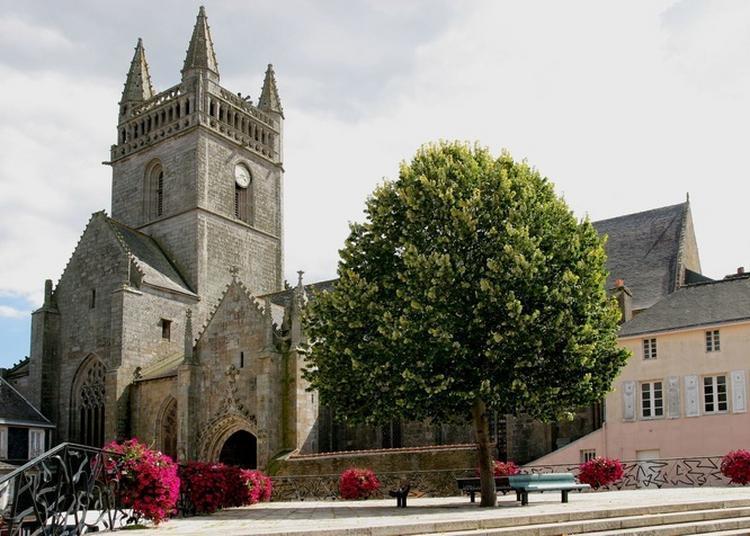 Visite Libre Du Clocher De L'église Notre-dame De L'assomption - Quimperlé à Quimperle