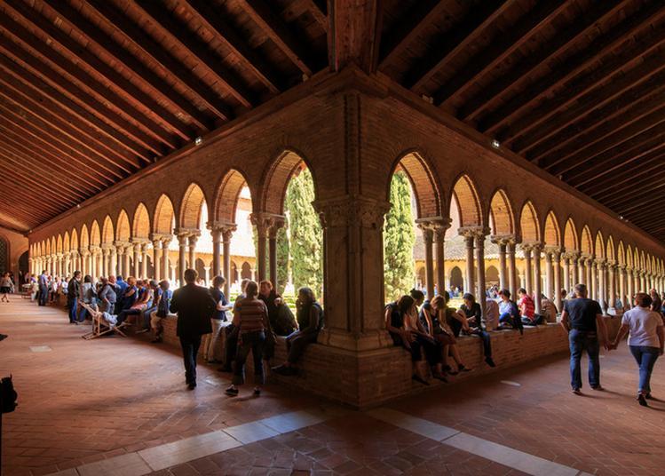 Visite Libre Du Cloître à Toulouse