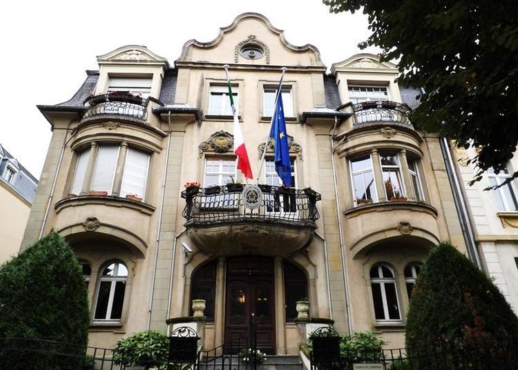 Visite Libre Du Consulat D'italie à Metz
