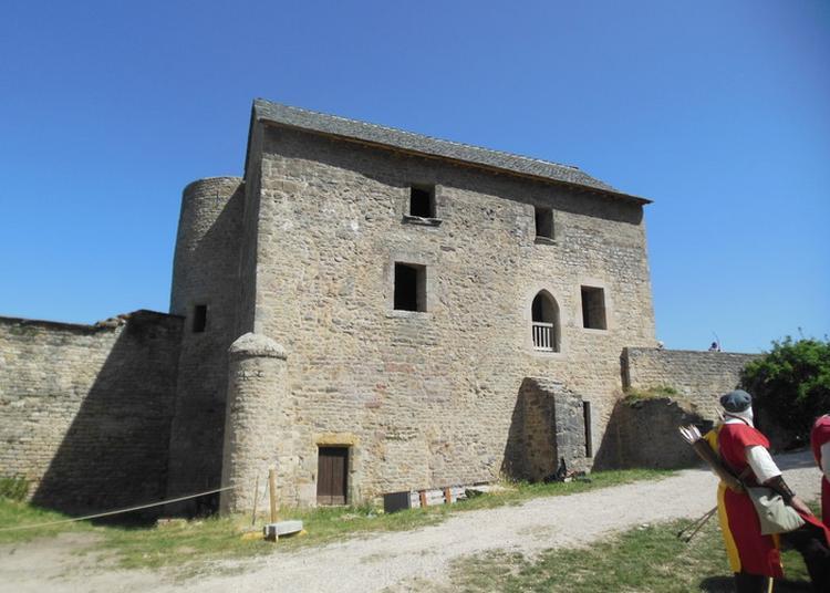 Visite Libre Du Corps De Logis De La Chapelle Du Château à Severac le Chateau