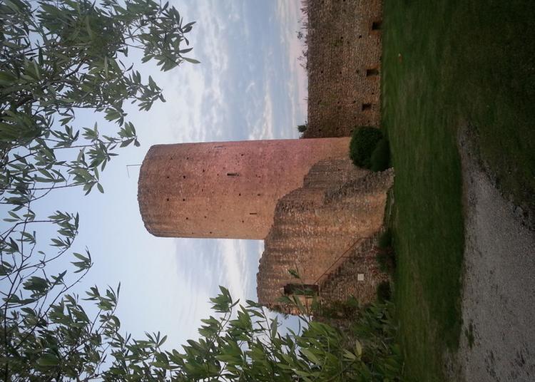 Visite Libre Du Donjon D'aurignac à Aurignac