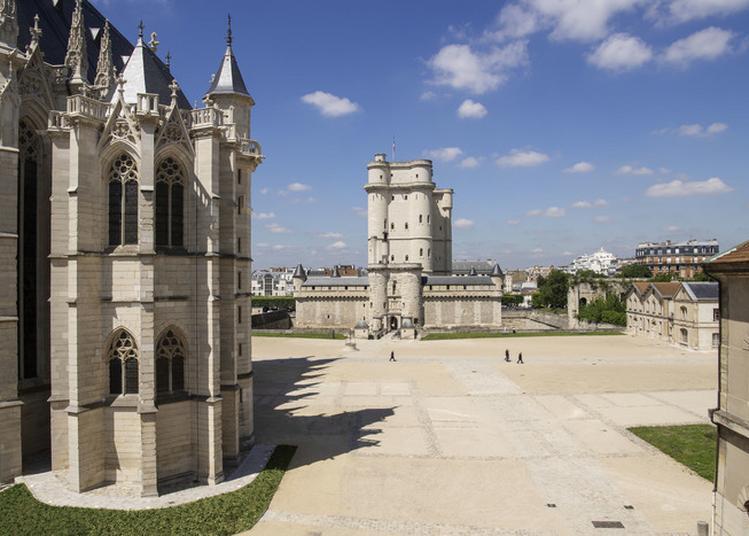 Visite Libre Du Donjon Et De La Sainte-chapelle Du Château De Vincennes