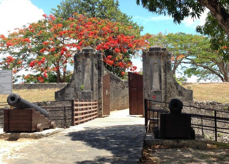 Visite Libre Du Fort à Le Gosier