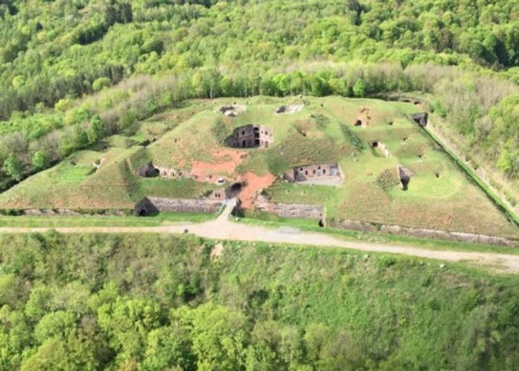 Visite Libre Du Fort Dorsner - Giromagny