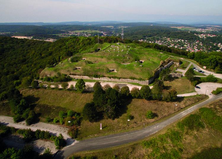 Visite Libre Du Fort Mort-bart à Bavans