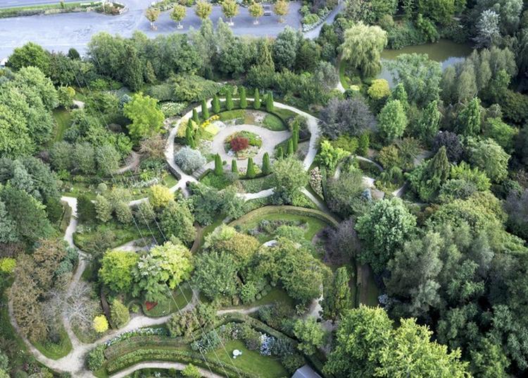 Visite Libre Du Jardin D'elle à Villiers Fossard