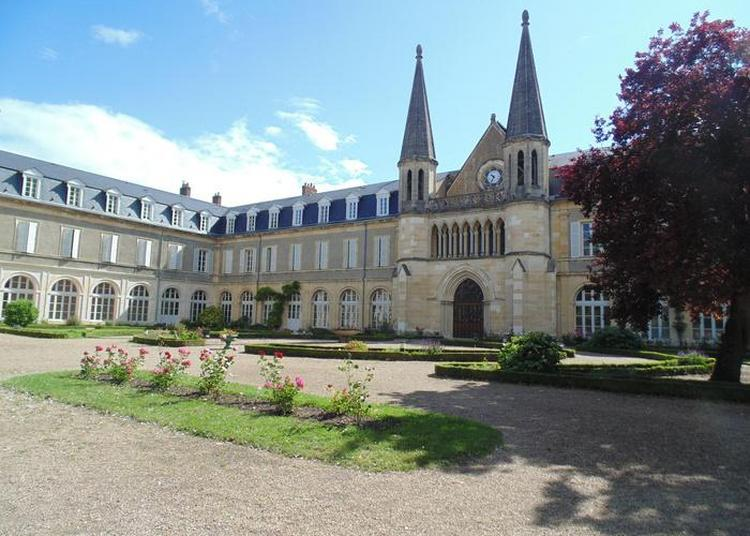 Visite Libre Du Jardin De L'espace Bernadette à Nevers
