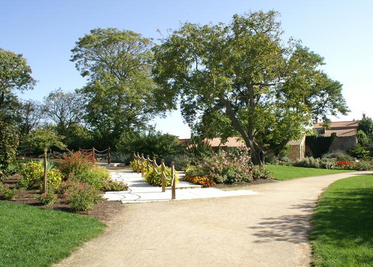 Visite Libre Du Jardin De Vaulieu à Sallertaine