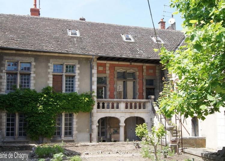 Visite Libre Du Jardin Des Simples Et De La Maison Du Docteur Loydreau à Chagny