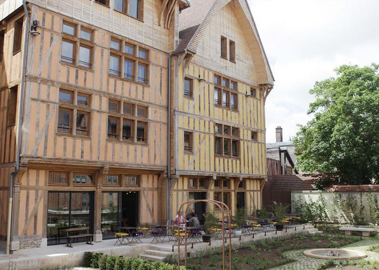 Visite Libre Du Jardin Juvénal-des-ursins à Troyes
