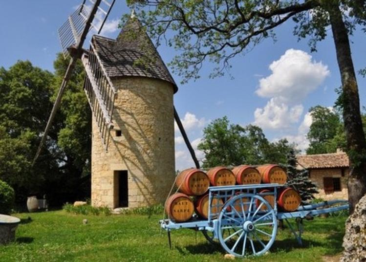 Visite Libre Du Moulin à Saint Christophe des Bardes