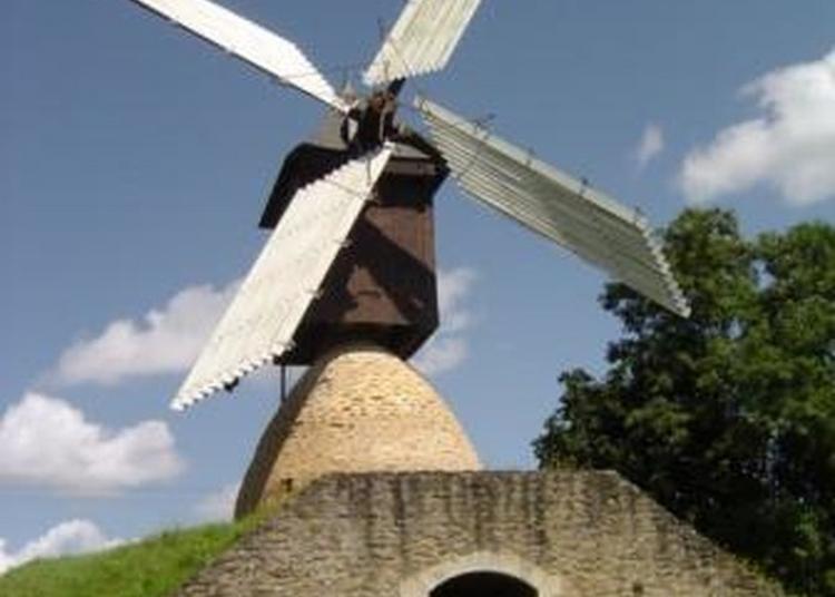 Visite Libre Du Moulin Cavier à Grez en Bouere