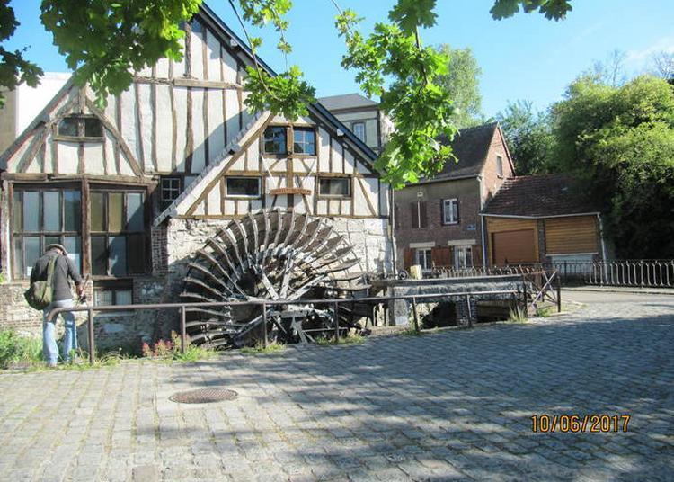 Visite Libre Du Moulin De La Pannevert à Rouen