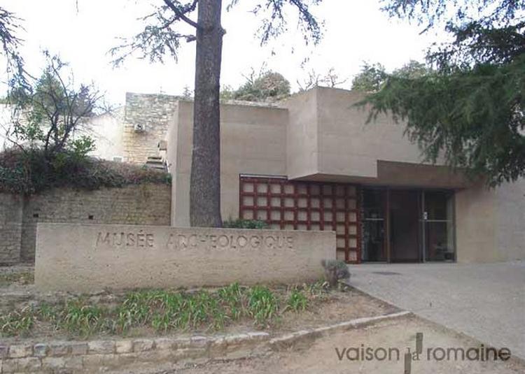 Visite Libre Du Musée à Vaison la Romaine