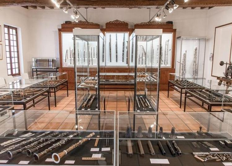 Visite Libre Du Musée à La Couture Boussey