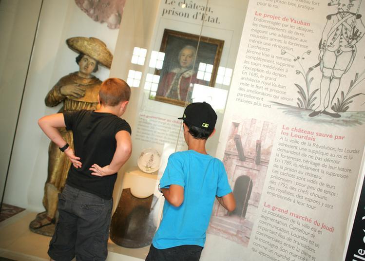 Visite Libre Du Musée à Lourdes
