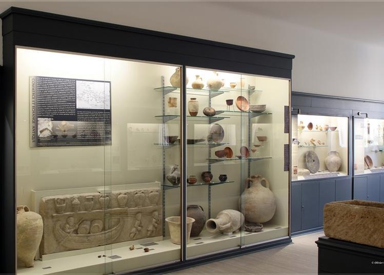 Visite Libre Du Musée Archéologique à Cavaillon