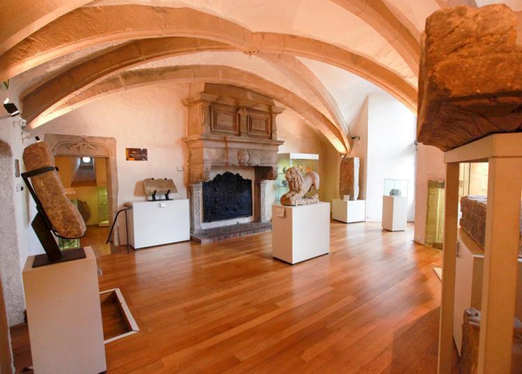 Visite Libre Du Musée Archéologique Du Pays Thionvillois à Thionville