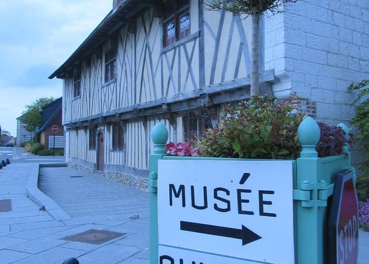 Visite Libre Du Musée Avec Des Horaires D'ouverture Plus Larges à Saint Martin en Campagne