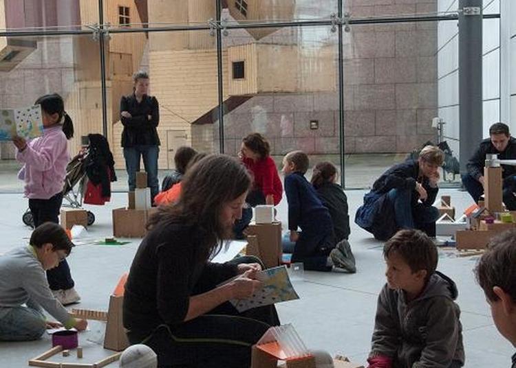 Visite Libre Du Musée D'art Moderne Et Contemporain à Strasbourg