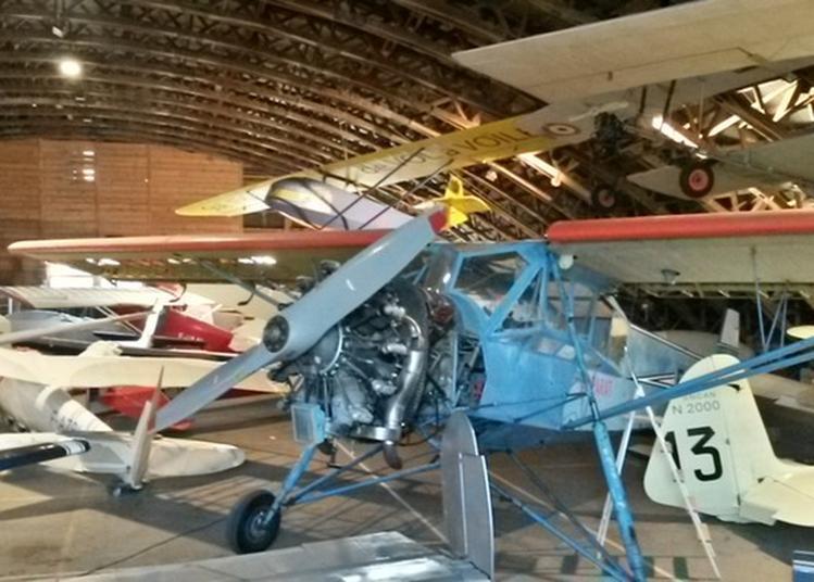 Visite Libre Du Musée D'aviation Légère De La Montagne Noire à Labecede Lauragais