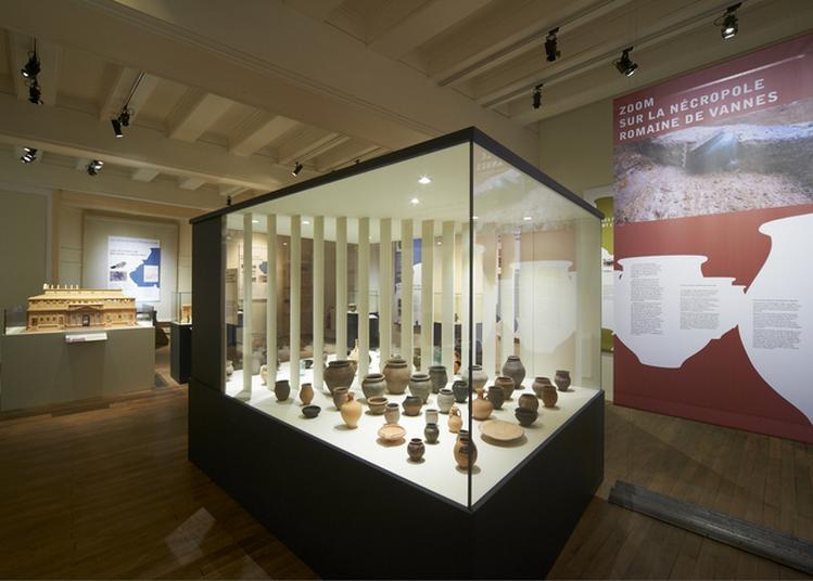 Visite Libre Du Musée D'histoire Et D'archéologie De Vannes - Château Gaillard