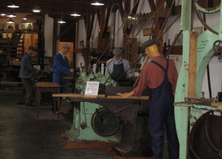 Visite Libre Du Musée De La Machine À Bois à Le Pont de Beauvoisin