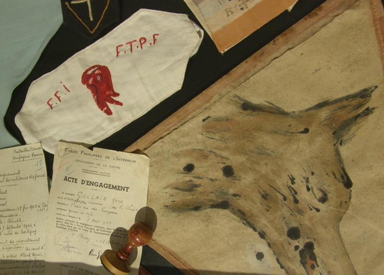 Visite Libre Du Musée De La Résistance En Morvan à Saint Brisson