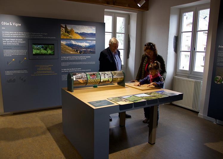 Visite Libre Du Musée De La Vigne Et Du Vin De Savoie à Montmelian