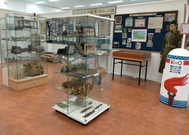 Visite Libre Du Musée De Tradition Des Fusiliers Marins à Lanester