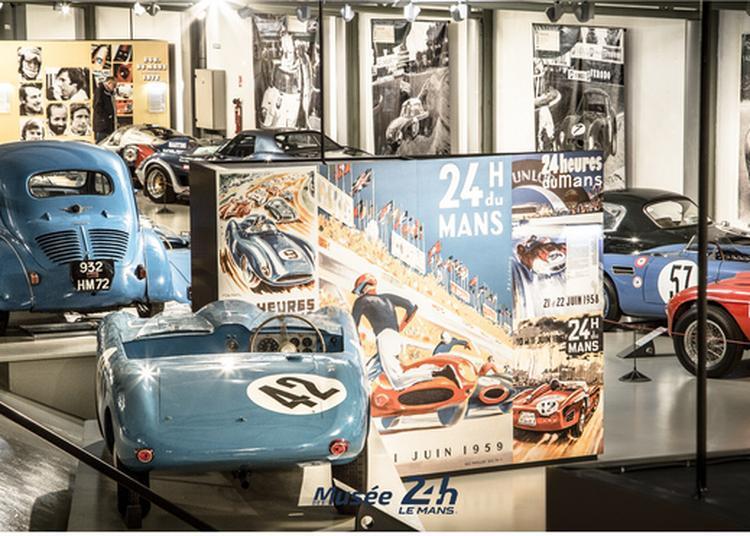 Visite Libre Du Musée Des 24 Heures Du Mans à Le Mans