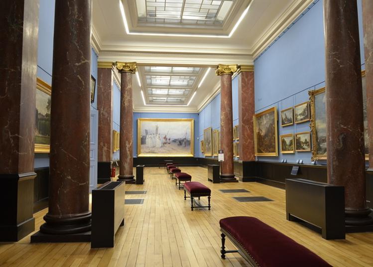 Visite Libre Du Musée Des Beaux-arts Et D'archéologie à Chalons en Champagne