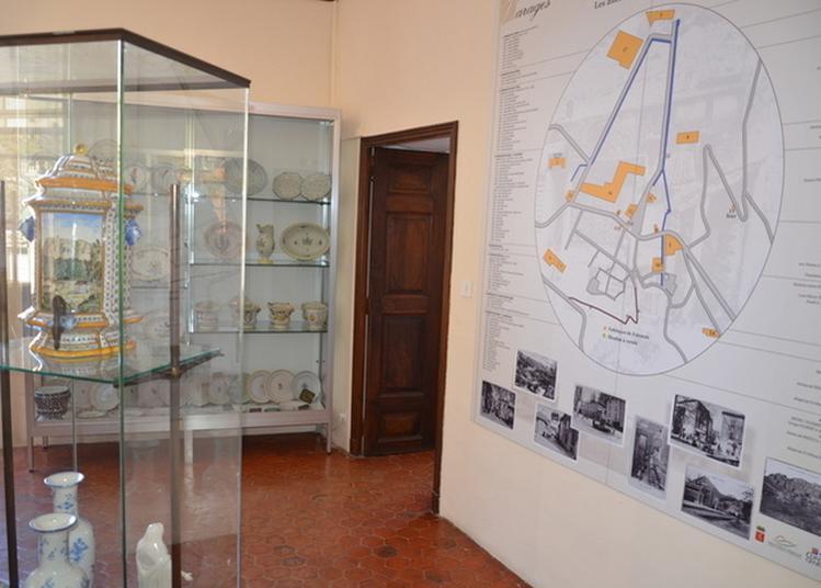 Visite Libre Du Musée Des Faïences De Varages