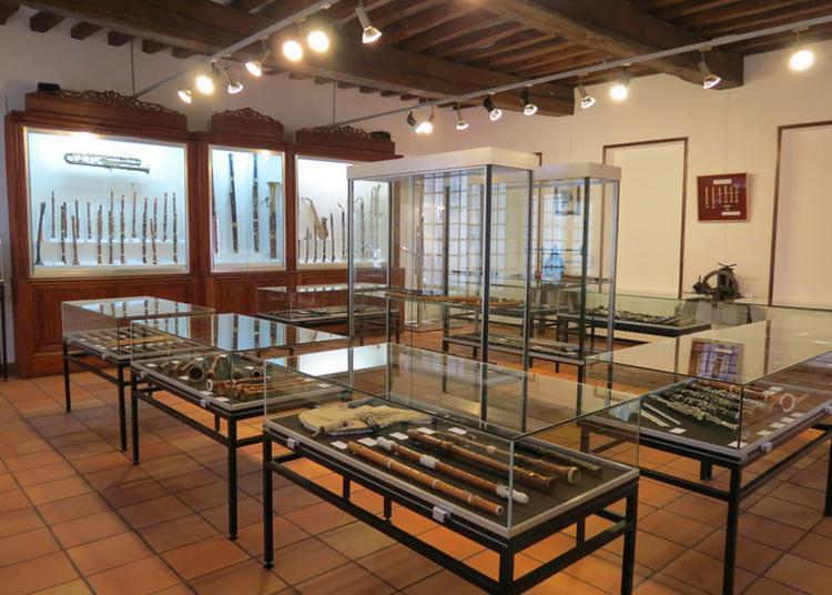 Visite Libre Du Musée Des Instruments à Vents à La Couture Boussey