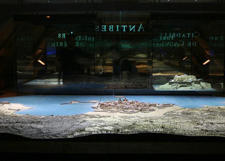 Nuit des musées : visite libre du musée des Plans-Reliefs à Paris 7ème