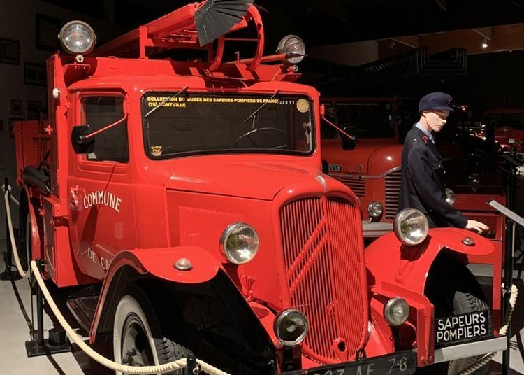 Visite Libre Du Musée Des Sapeurs-pompiers De France à Montville