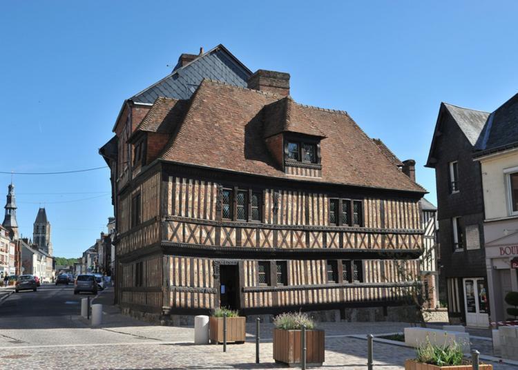 Visite Libre Du Musée Du Vieux Manoir D'orbec à Orbec
