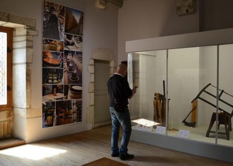Visite Libre Du Musée Du Vin De Bourgogne à Beaune