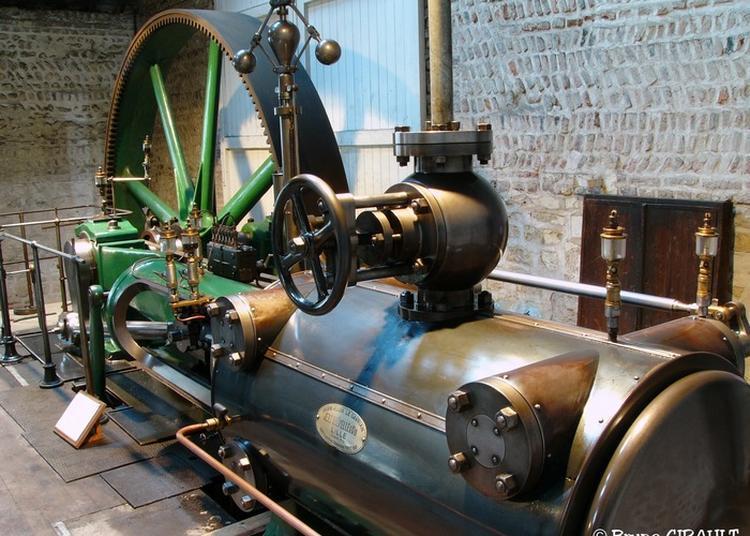 Visite Libre Du Musée Industriel Vivant Expoitec 103 - Rouen Normandie